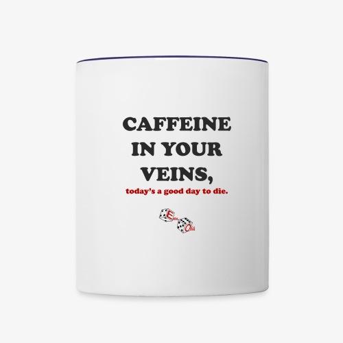 High Octane Mug - Contrast Coffee Mug