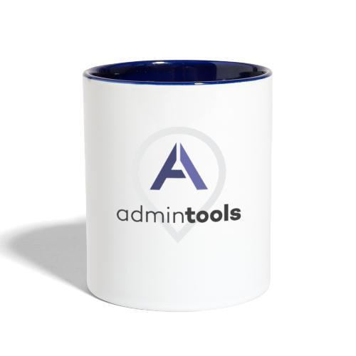geo jobe Admin Tools - Contrast Coffee Mug