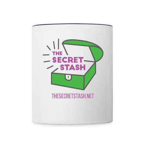 The Secret Stash - Contrast Coffee Mug