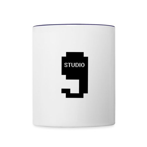 Studio9 OFFICAL acesories - Contrast Coffee Mug