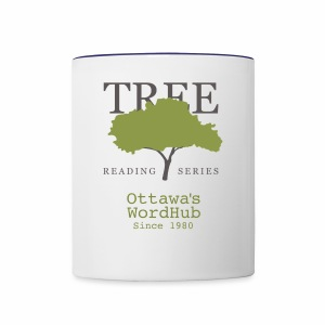 Tree Reading Swag - Contrast Coffee Mug