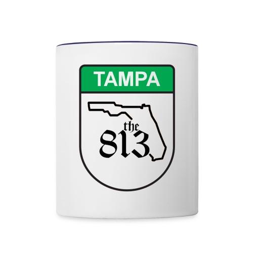 Tampa Toll - Contrast Coffee Mug