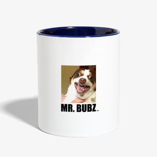 Viral Mr. Bubz - Contrast Coffee Mug