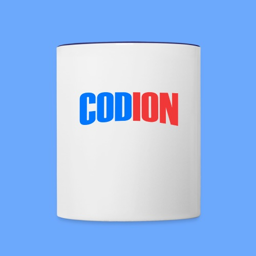Codion Logo - Contrast Coffee Mug