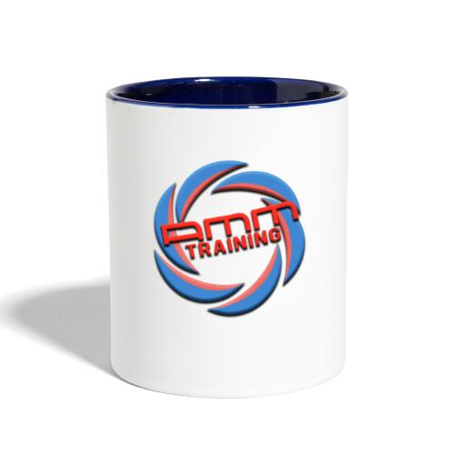 AMMT LOGO WEB - Contrast Coffee Mug