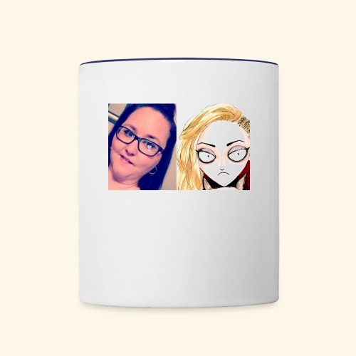 Ferker Cara - Contrast Coffee Mug