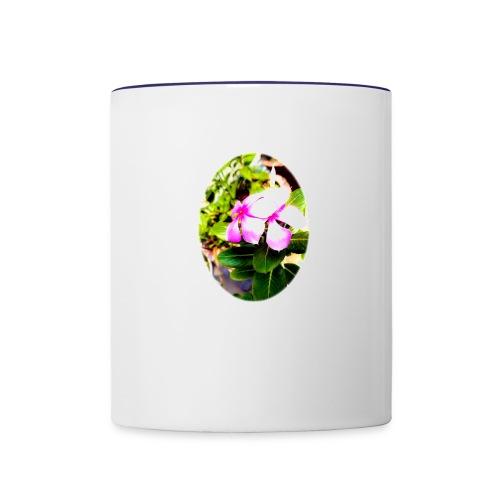 mallika - Contrast Coffee Mug