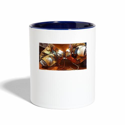 Pipeliners Down Under - Contrast Coffee Mug