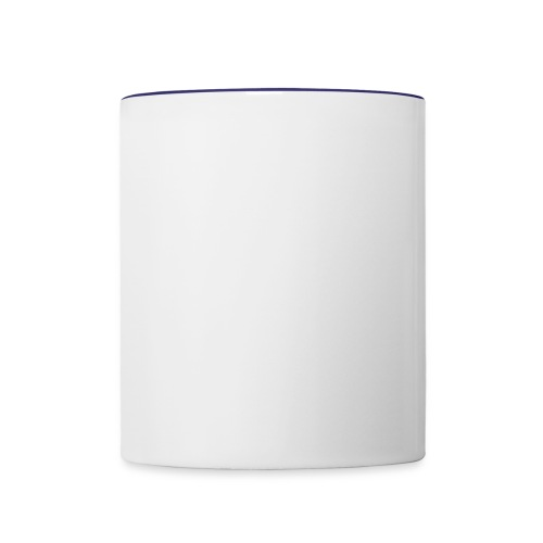PivotBoss White Logo - Contrast Coffee Mug