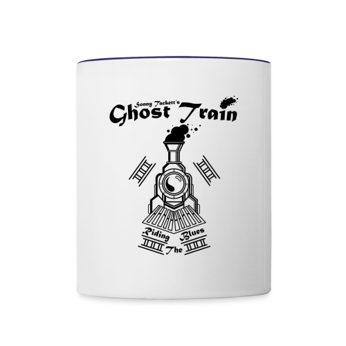 SonnyTackett'sGhostTrain - Contrast Coffee Mug