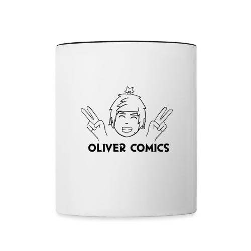 New LOGO - Contrast Coffee Mug