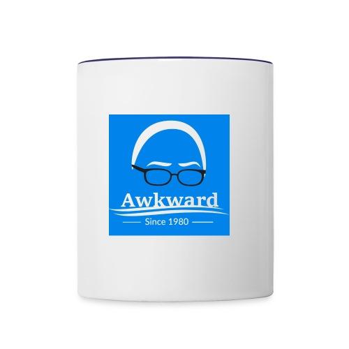 Awkward Bob - Contrast Coffee Mug