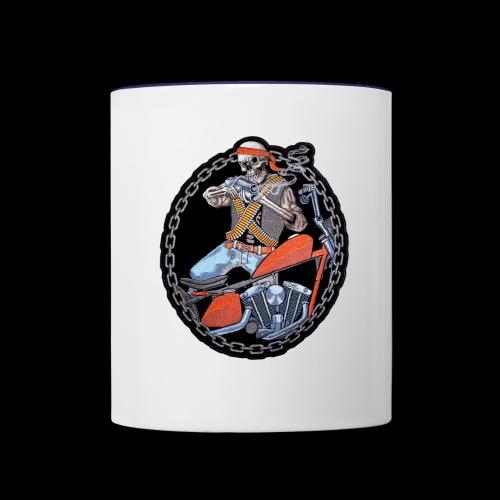 SF Logo - Contrast Coffee Mug