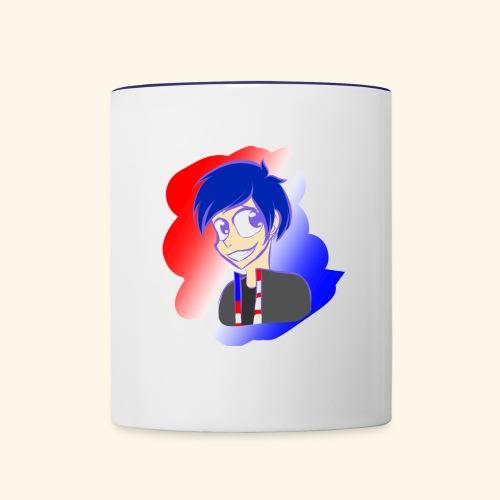 4th of july collin - Contrast Coffee Mug