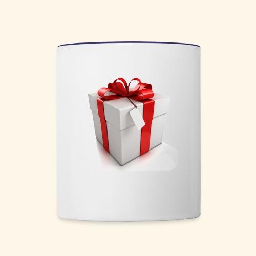 mups1 - Contrast Coffee Mug