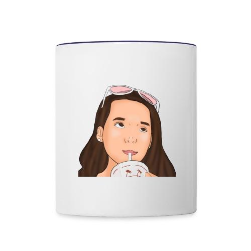 Annie Leblanc In-N-Out - Contrast Coffee Mug