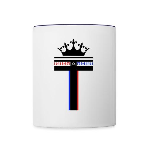 Armini Brand - Contrast Coffee Mug