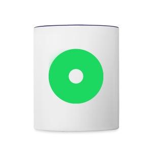 Dotify Logo - Contrast Coffee Mug
