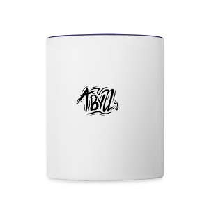 Abyyzdzns signature - Contrast Coffee Mug