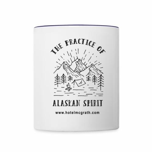 Alaskan Spirit - Contrast Coffee Mug