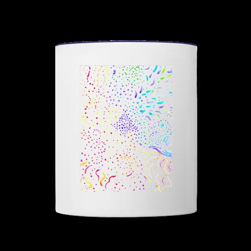 The Universie - Contrast Coffee Mug