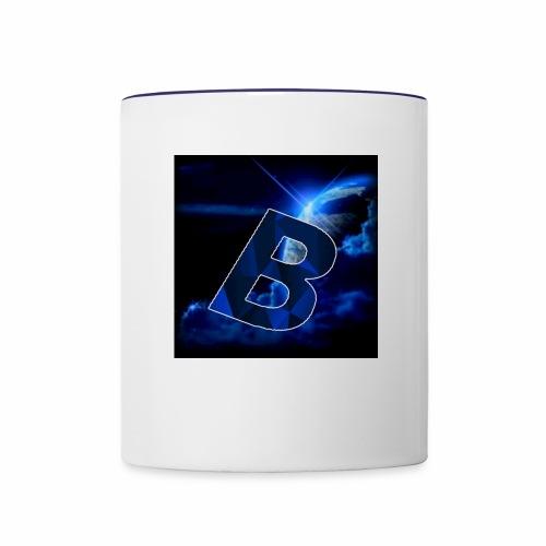 Bro Gaming Logo - Contrast Coffee Mug
