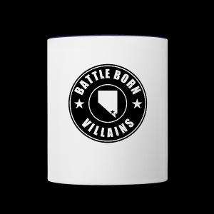 BattleBorn Villains - Contrast Coffee Mug