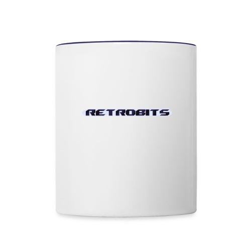 RetroBits Accessories - Contrast Coffee Mug