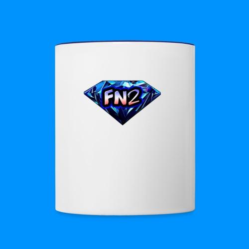 FN2-ACCESSORIES - Contrast Coffee Mug
