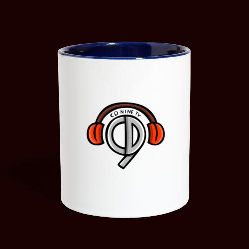 CDNine-TV - Contrast Coffee Mug
