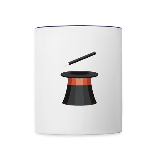 Magic Tricks - Contrast Coffee Mug