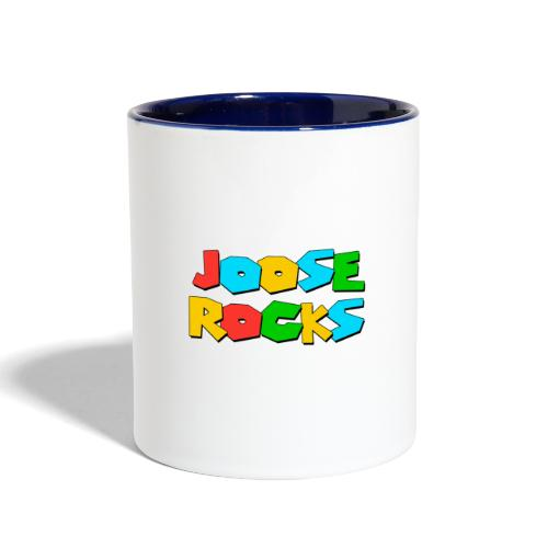 Super Joose Rocks - Contrast Coffee Mug