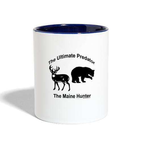 Ultimate Predator - Contrast Coffee Mug