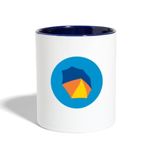 umbelas icon 2 - Contrast Coffee Mug
