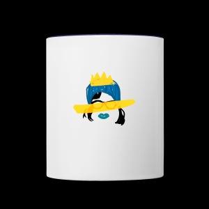 Team Hacker - Contrast Coffee Mug