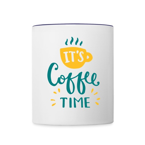 Coffee - Contrast Coffee Mug