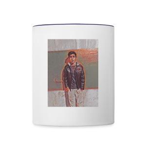 MikeZareAccesories - Contrast Coffee Mug