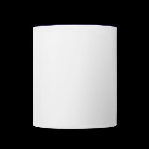 White Greater Than - Contrast Coffee Mug