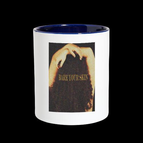 Bare Your Skin Color - Contrast Coffee Mug