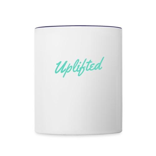 Uplifted - Contrast Coffee Mug