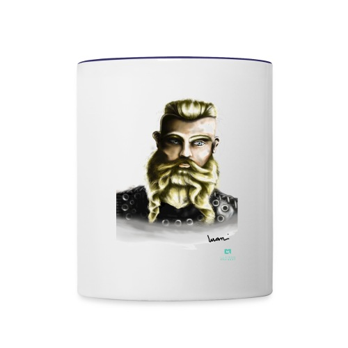Ivor Viking - Contrast Coffee Mug
