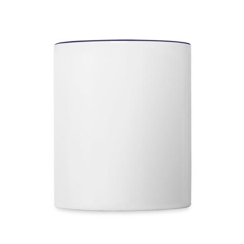 Design 1 - Contrast Coffee Mug