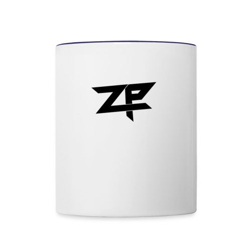 Black ZP (accessories) - Contrast Coffee Mug