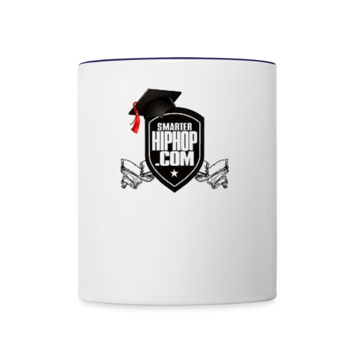 Official Smarterhiphop Merch - Contrast Coffee Mug