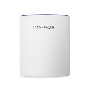 Man of Water Main Logo - Contrast Coffee Mug