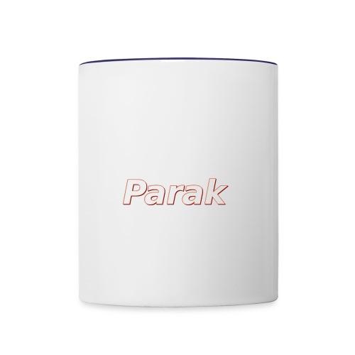 Parak logo - Contrast Coffee Mug