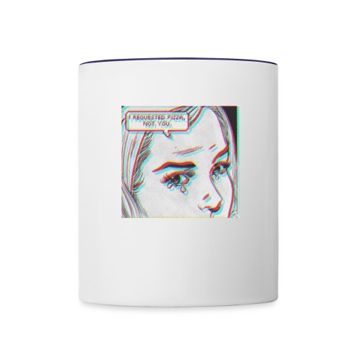 Sassy Princess - Contrast Coffee Mug