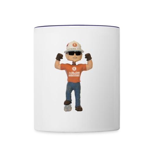 Derrick Wells - Contrast Coffee Mug