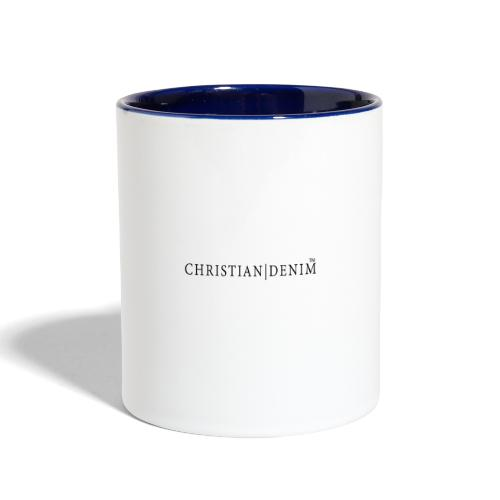 CD3 - Contrast Coffee Mug