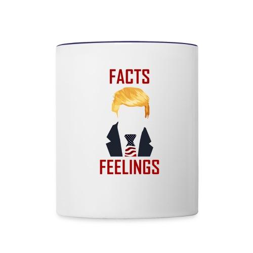 Trump - Contrast Coffee Mug